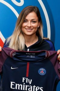 Laure Boulleau soccer