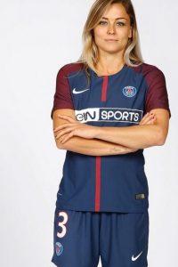 Laure Boulleau sport girl