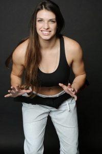 Mackenzie Dern hot MMA