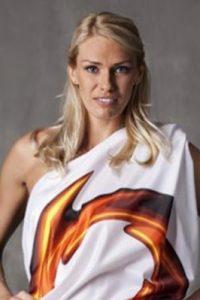 Maria Stepanova sports girl
