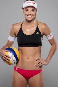 Marketa Slukova volley sports