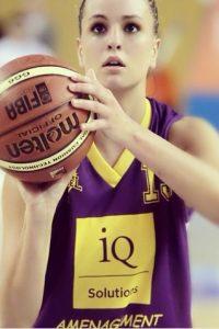 Meghan Gardler hot sport