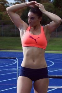 Michelle Jenneke athlete girl