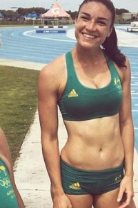Michelle Jenneke hot girl