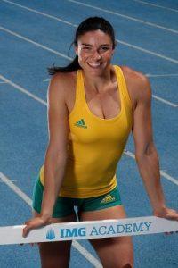 Michelle Jenneke sports girl