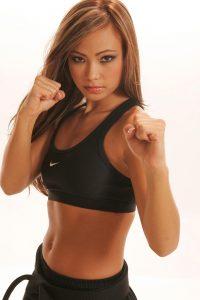 Michelle Waterson fighter