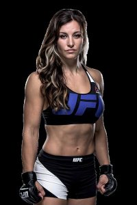 Miesha Tate UFC girl