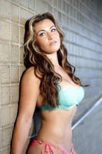 Miesha Tate hot sport girl
