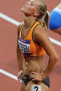 Nadine Broersen athlete