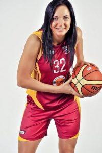 Natalya Zhedik sport girl