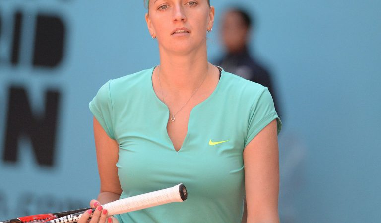 Petra Kvitova still a top tennis player