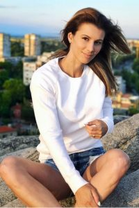 Pironkova beauty