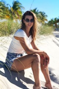 Pironkova tennis girl