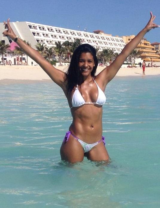 Rocio Miranda bikini