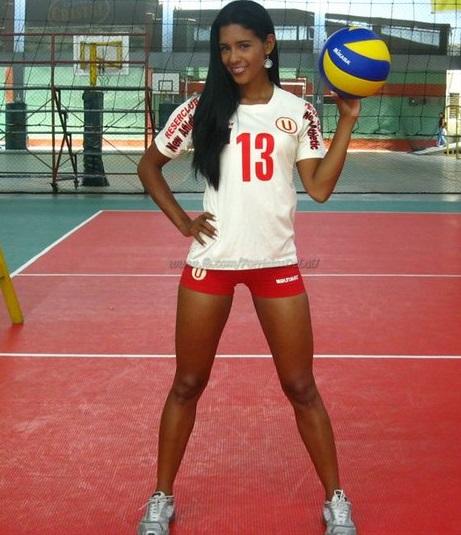 Rocio Miranda sport girl