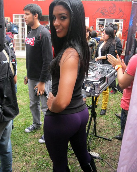 Rocio Miranda sport