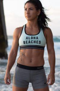 Tecia Torres UFC girl