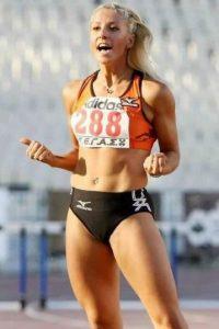 Voula Papachristou sport girl