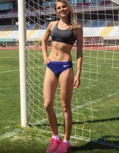 Yuliya Levchenko athlete