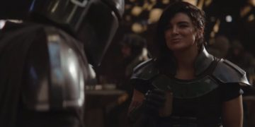 gina carano hot in mandalorian