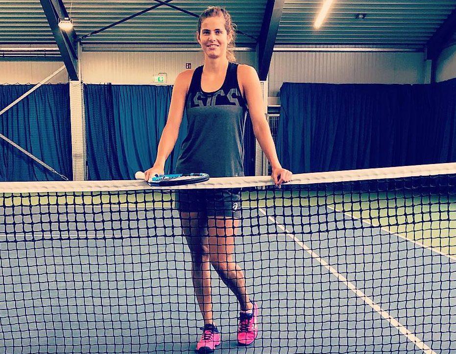 Julia Goerges Hot Sports Girls