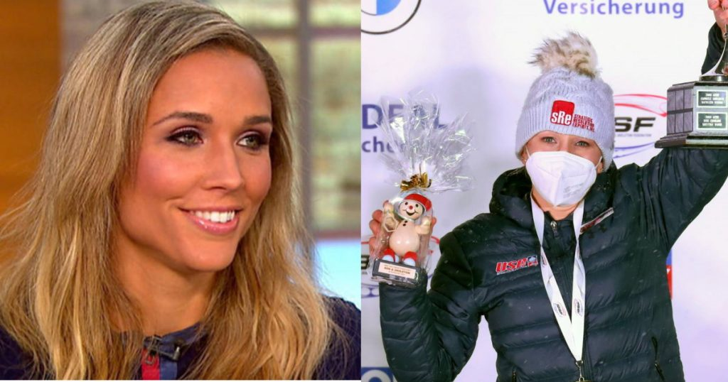 lolo jones sexy athlete wins olympic gold