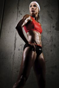 lolo jones shot